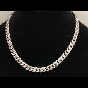 Jewelry - Men's hip hop choker).